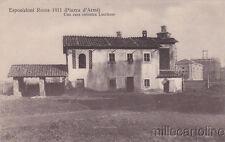 * ROMA - Esposizioni 1911 in Piazza D'Armi - Casa Colonica Lucchese
