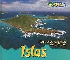 Islas (Caracteristicas de la Tierra) (Spanish Edition), Mayer, Cassie, Good Cond