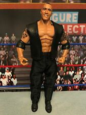 WWE Wrestling Mattel Elite Series 31 The Rock Figure Dwayne Johnson