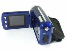 Blue Mini Video Camera  4xZoom 2.7 inch LCD DV Camcorder Kids Gift Camera