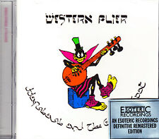 Hapshash & Coloured Coat Flier Western (1969) Esoteric CD NUOVO