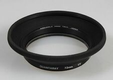 72MM WIDE ANGLE RUBBER HOOD
