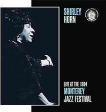 Shirley Horn - Live at the 1994 Monterey Jazz Festival - CD new/sealed