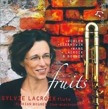 Sylvie Lacroix: Fruits, New Music