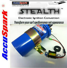 Ford Escort X-Flow Electronic ignition points conversion & Blue Sports  coil K21