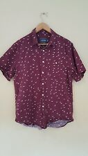 Top Man Classic fit short sleeved shirt size L  K4061