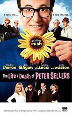 NEW - THE LIFE & DEATH OF PETER SELLERS Stanley Tucci Charlize Theron DVD *OOP '