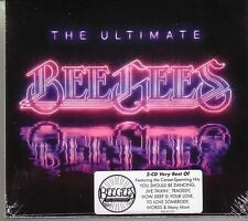 2 CD (NEU!) Ultimate BEE GEES (Best of / Night fever Massechusetts Tragedy mkmbh
