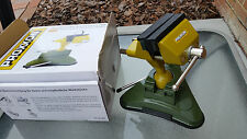 PROXXON Precision Vise Bench #28602 In Box Carving Jewlery Watchmaking FMS 75