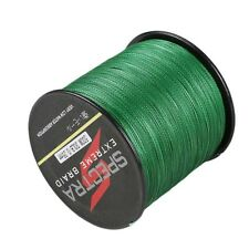 Spectra 500m 30LB Moss Green 100%PE Line Dyneema Braided New Fishing Line Hot