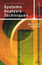 An Introduction to Systems Analysis Techniques (2nd Edition)-ExLibrary