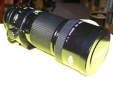Canon FD 300/f4 Teleobiettivo
