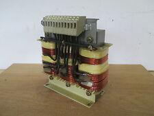 Transformator  4AP3973-6AB  Trafo  pri.3x400 V  sek.24/20/18 V  630 VA  T9/1031