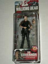 McFarlane Walking Dead THE GOVERNOR Brown Shirt Custom Series 4 Fig In Package