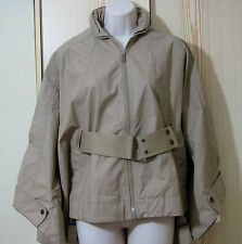 UGG WOMENS HALLIE-West Coast Rain Poncho in Sand - size XS - BNWT