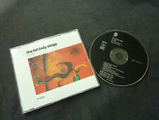 THE FAT LADY SINGS ARELIGHT ULTRA RARE CD SINGLE!