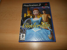 * Playstation 2 NEW SEALED Game * CINDERELLA * PS2 *