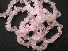 1 Glassplitterstrang crash rosa 82 cm Perlen 901