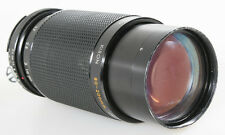 80-200MM F/4 MACRO FOCUS LENS FOR NIKON FOR PARTS