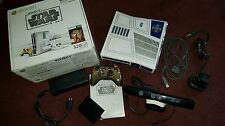 Microsoft Xbox 360 Kinect Star Wars Limited Edition 320 GB BUNDLE!!