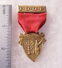 US International Order of Odd Fellows 3rd Degree Medal