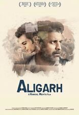 Aligarh (2015) -  Manoj Bajpayee, Rajkummar Rao -  bollywood hindi movie  dvd