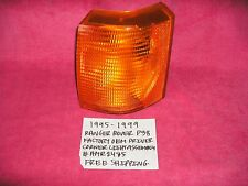 1995-1999 RANGE ROVER P38 GENUINE FACTORY DRIVERS CORNER LIGHT FREE SHIPPING!