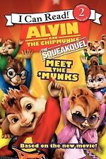 Alvin and the Chipmunks: The Squeakquel: Meet the 'Munks I Can Read Level 2)