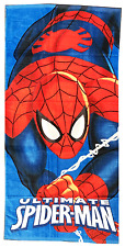 MARVEL ULTIMATE SPIDERMAN COTTON KIDS BEACH BATH TOWEL