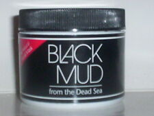 BLACK MUD FROM THE DEAD SEA MINERALS ALL NATURAL FACE FACIAL SKIN MASK 3 OZ