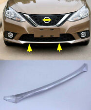 Front Fender Guard Protector Cover Trim for 2016+ Nissan Sentra Sylphy Bumper