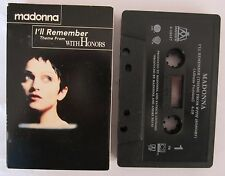 MADONNA I'LL REMEMBER THEME FROM HONORS CASSINGLE TAPE