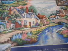 Valley of River Beck Dimensions Paint Works Paint By Number Kit -#91041 PBN