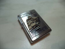 ZIPPO LIGHTER AMERIGO VESPUCCI LIMITED EDITION 2009 VERY RARE NEW