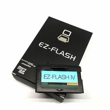 Official Boxed EZ-FLASH IV Card MicroSD/SDHC Version | GBA/GBASP/NDS Cartridge