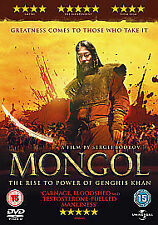 DVD Mongol - The Rise To Power Of Genghis Khan (DVD, 2008)