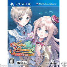 Meruru no Atelier Plus: Arland n PS Vita SONY JAPANESE NEW JAPANZON