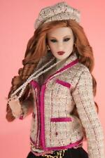 SUPERMODEL CONVENTION FASHION ROYALTY COLOR INFUSION TILDA BRISBY DOLL NUDE