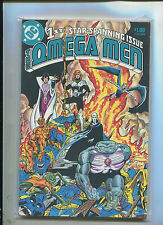 INVESTMENT LOT OF 20 OMEGA MEN #1 UNREAD! (9.2 OR BETTER) CGC THEM!