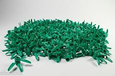 LEGO Green Bamboo Leaves 1x1 Plant - Brand New (Lot of 300 Pieces)