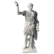 "Trajan Roman Emperor statue 83"" Museum Sculpture Replica Reproduction"