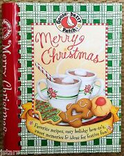 2003 GOOSEBERRY PATCH MERRY CHRISTMAS COOKBOOK, RECIPES, HOLIDAY IDEAS, MORE !