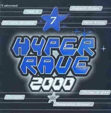 Hyper Rave 7 (1997) Porn Kings, Disco Nation, Red5, Dune, Talla 2Xlc, R.. [2 CD]