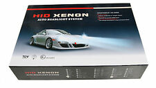 AUDI A8 CANBUS HID XENON LIGHTS CONVERSION KIT H1 8000K - UK Supplier