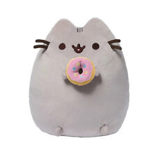 Pusheen The Cat - Pusheen With Donut Plush Soft Toy - *BRAND NEW*