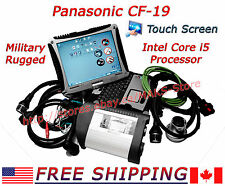 MB SET SD C4 + XENTRY 03/2017 + Panasonic CF-19 i5 Mercedes Star DAS + Vediamo