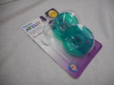 Avent soothie pacifiers 2 pack 0-3 month