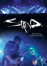 """STAIND """"Live From Mohegan Sun"""" BLUE RAY DISC / Brand New / 2011 / MIKE MUSHOK"""