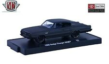 `66 Dodge Charger HEMI  Frozen-Black 1966 *** M2 Machines 1:64 NEU+OVP