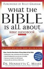 What the Bible Is All About Handbook: KJV Edition
